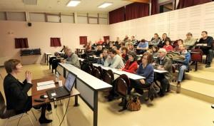Lancement public du programme AME des fouilles de Saint-Vanne à Verdun