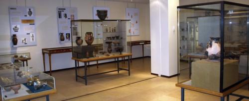 Ciché salle musée