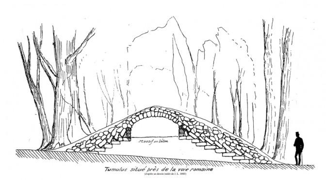 Chantier archéologique : nécropole romaine du bois des Hamets (juillet 2016)