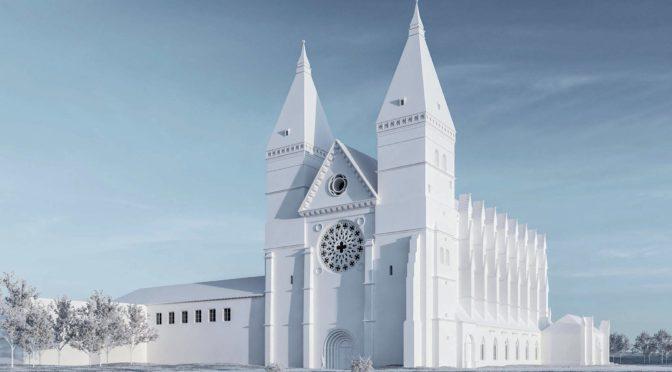 L'abbaye bénédictine de Saint-Vanne : reconstitution archéologique