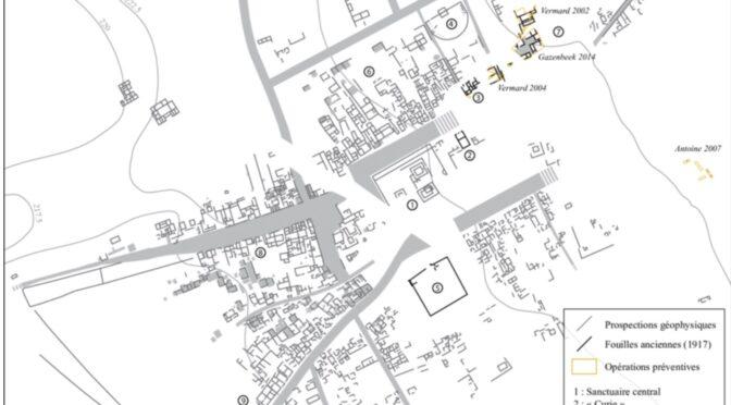 Soutenance de thèse de Simon Ritz : Senon-Amel (Meuse) : contribution d'une agglomération bipolaire à l'histoire du fait urbain dans le nord-est de la Gaule, du second âge du Fer au haut Moyen Âge (20 novembre)